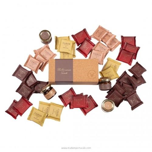 Mediterranean Secrets Cork Box Carob Box