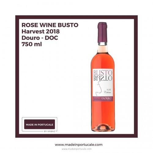 ROSÉ WINE BUSTO HARVEST 2018