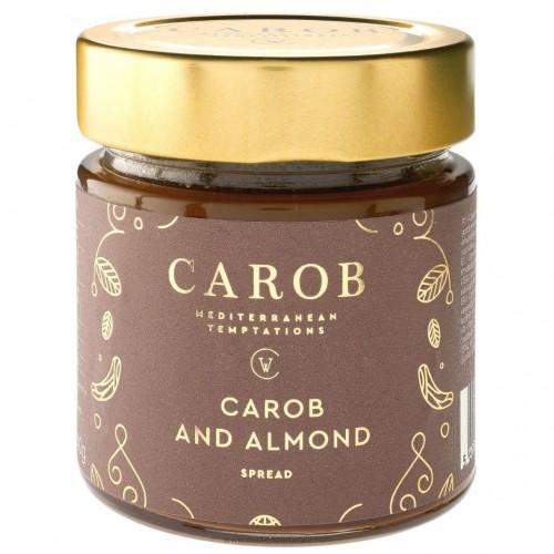 Carob And Almond Spread