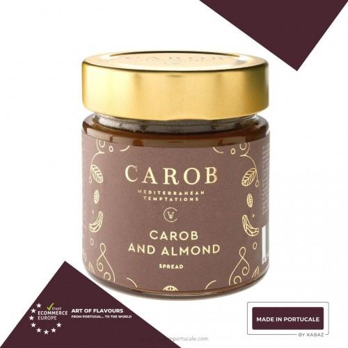 Mt Carob And Almond Spread