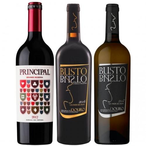 Luxury 3 Friends DDB Wine Pack