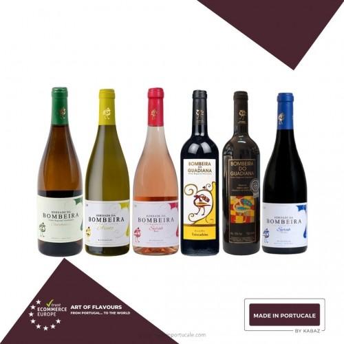 Herdade da Bombeira Alentejo Wines Pack 6 X 750ml