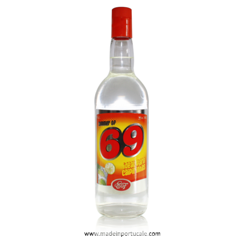 Summer of 69 Spirits Distilled From Sugarcane