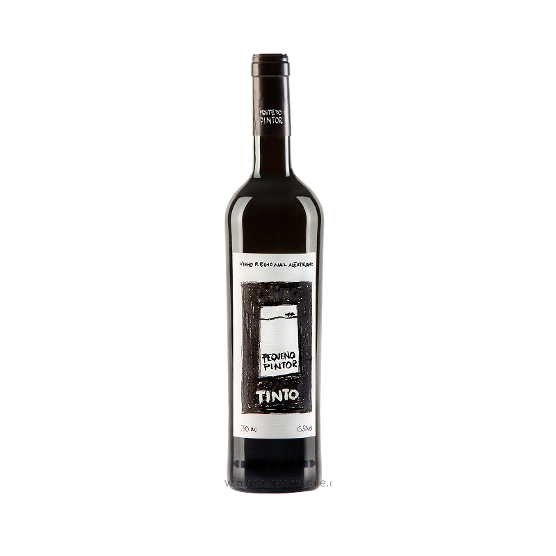 Pequeno Pintor - Red Wine 2012