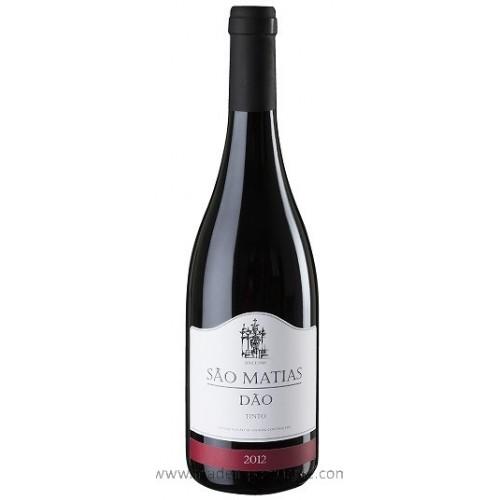 São Matias Red Wine 2012