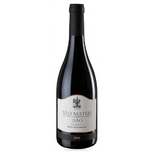 São Matias Reserve Red Wine 2011