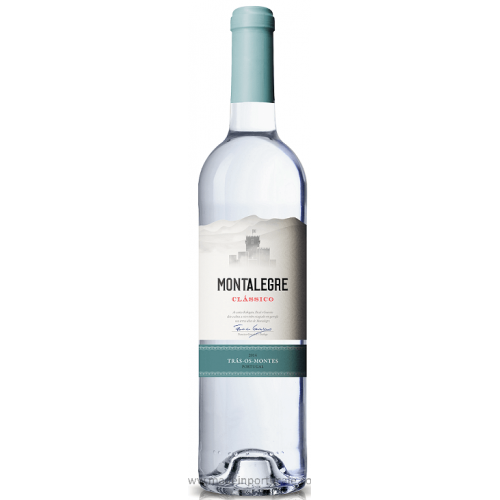 Mont´alegre - White Wine 2014