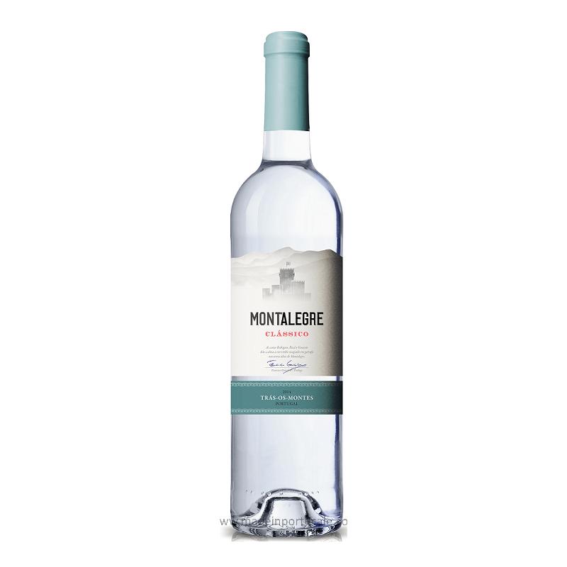 Mont´alegre - White Wine 2014