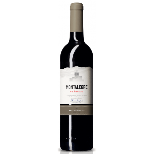 Mont´alegre - Red Wine 2013