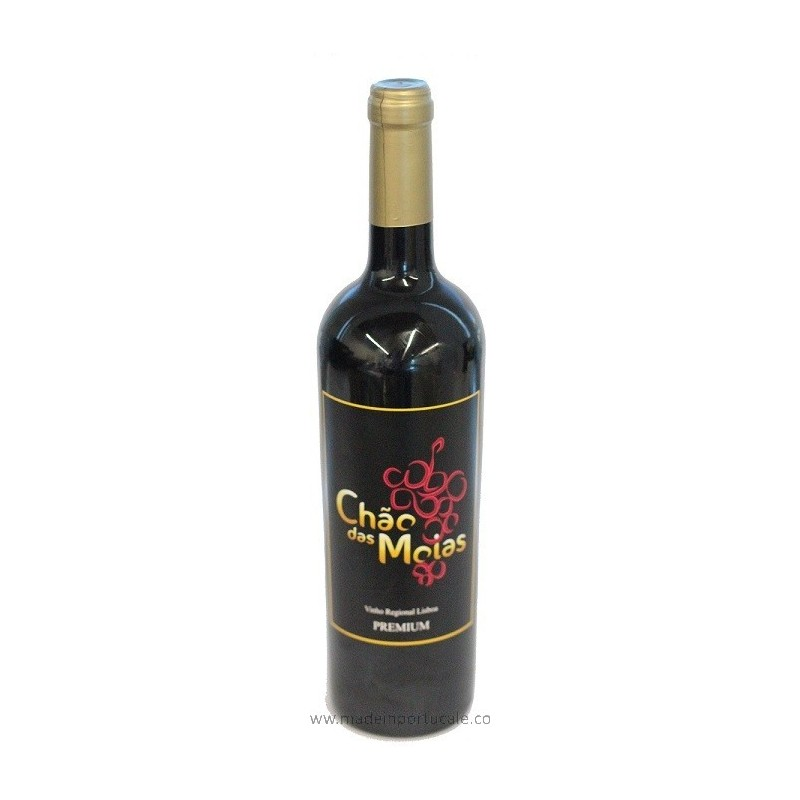 Chão das Moias - Red Wine 2015