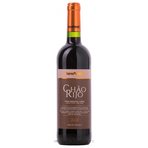 Chão Rijo - Red Wine 2012