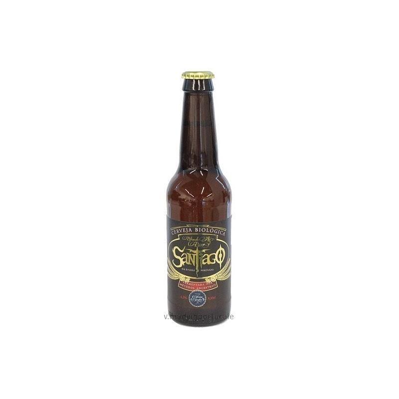 Santiago Organic Beer
