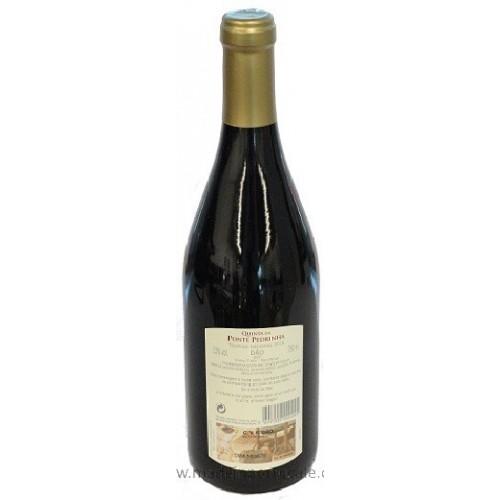 Quinta da Ponte Pedrinha - Touriga Nacional Red Wine 2012