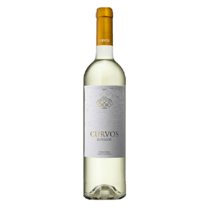 Curvos Superior - White Wine 2015