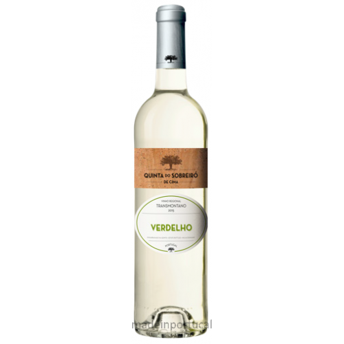 Sobreiró de Cima Reserve - White Wine 2015