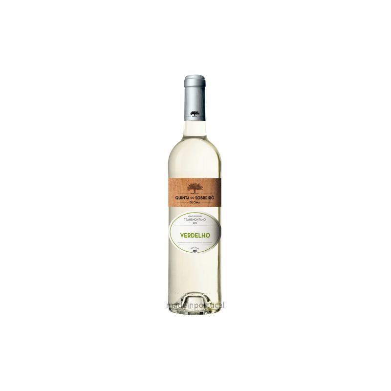 Sobreiró de Cima Verdelho - White Wine 2015