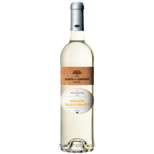 Sobreiró de Cima Moscatel Galego - White Wine 2015
