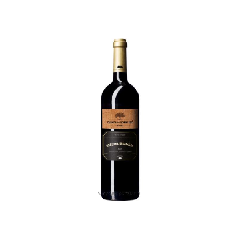 Sobreiró de Cima Familia Reserve - Red Wine 2004
