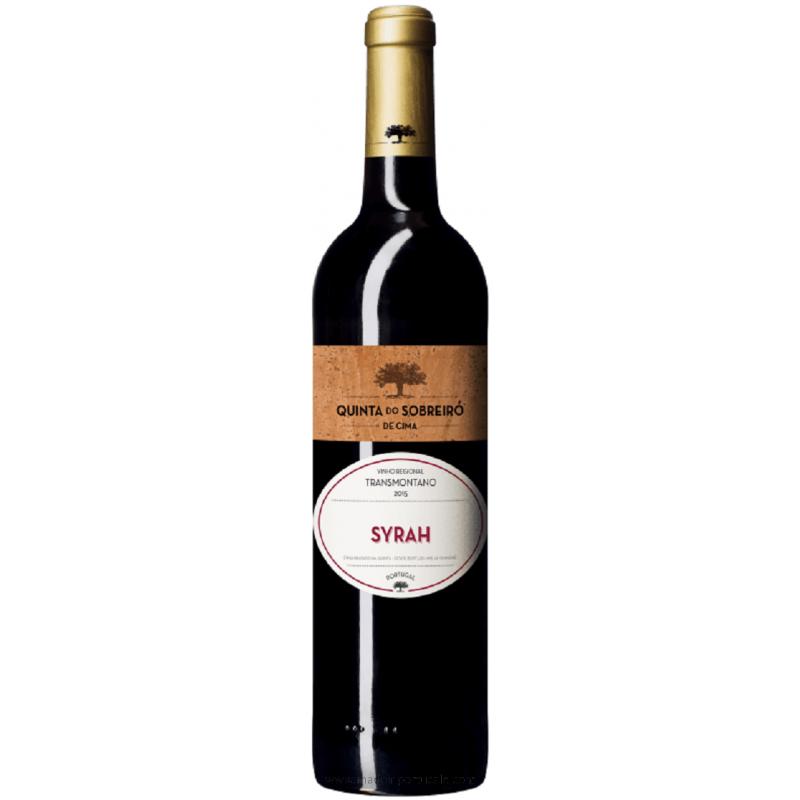 Sobreiró de Cima Syrah - Red Wine 2015
