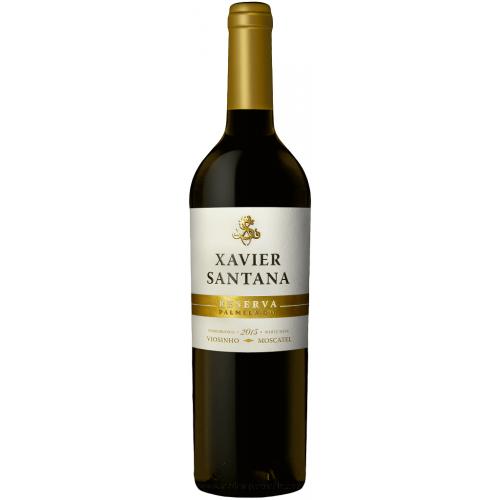 Xavier Santana Reserve White Wine 2016