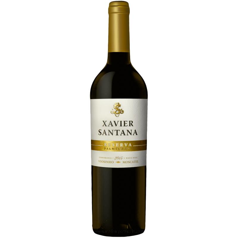 Xavier Santana Reserve - White Wine 2015