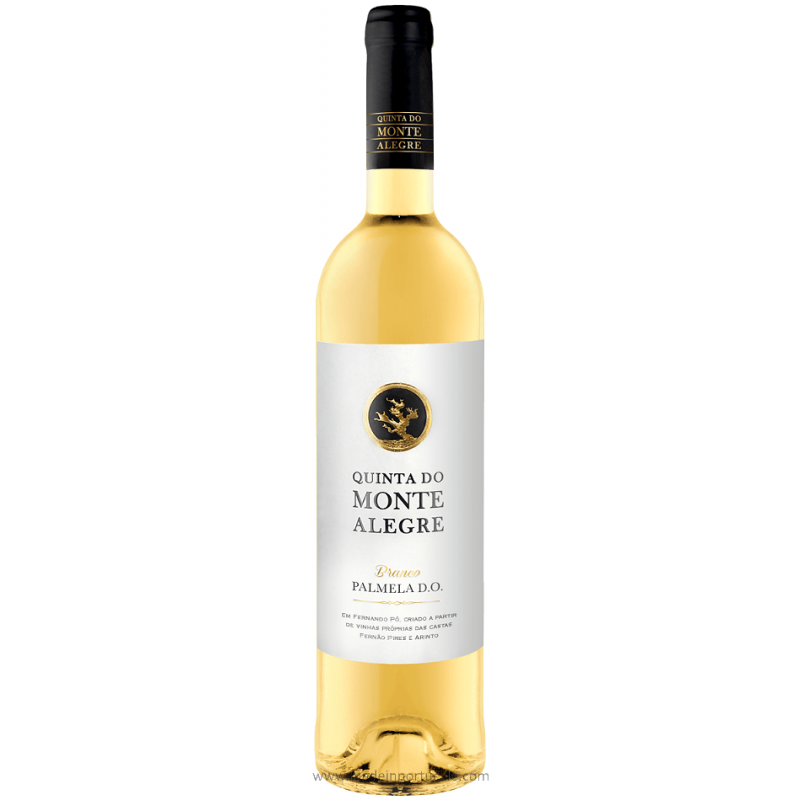 Quinta do Monte Alegre - White Wine 2014
