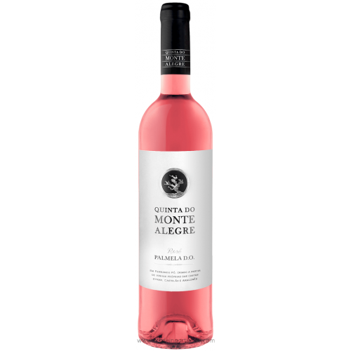 Quinta do Monte Alegre Rose Wine 2015