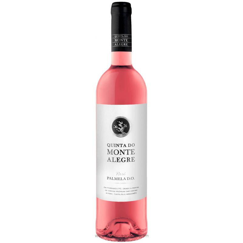 Quinta do Monte Alegre - Rose Wine