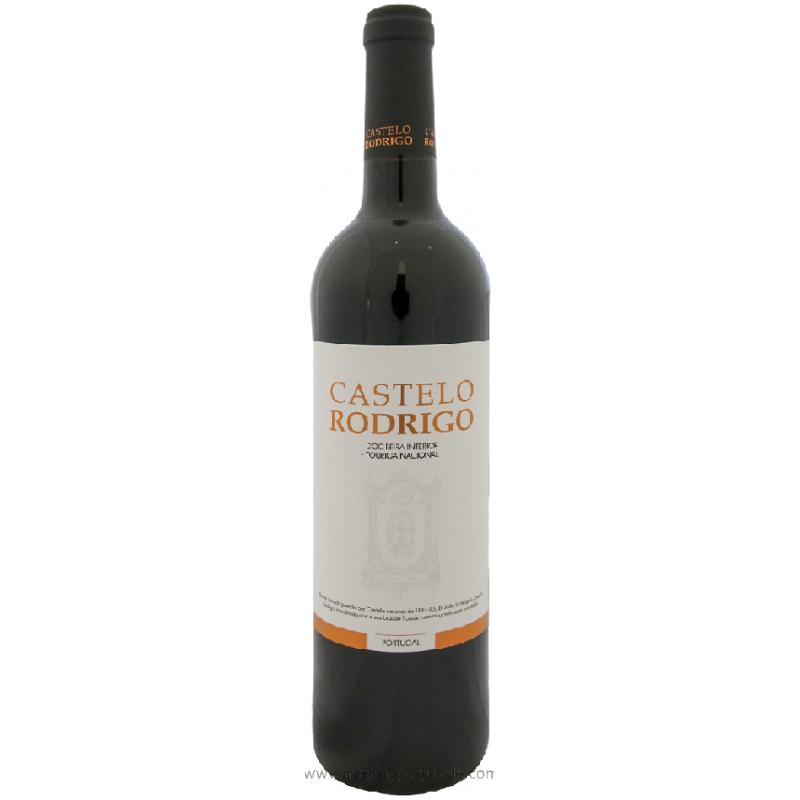 Castelo Rodrigo Touriga Nacional - Red Wine 2012