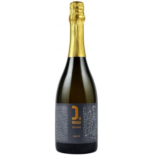 D. Graça Bruto Douro Sparkling White Wine 2015