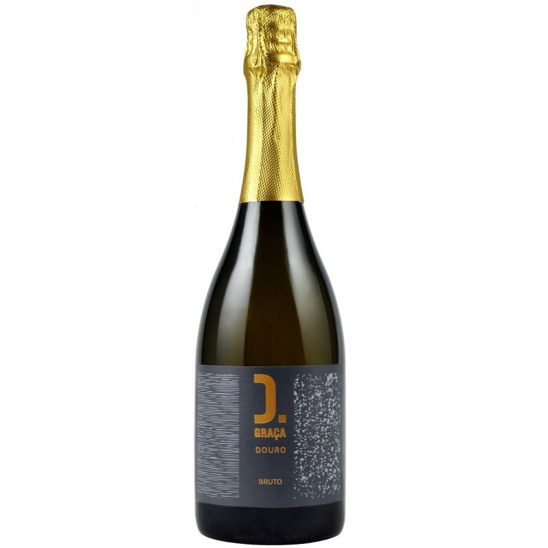 D. Graça Bruto Douro - Sparkling White Wine 2015