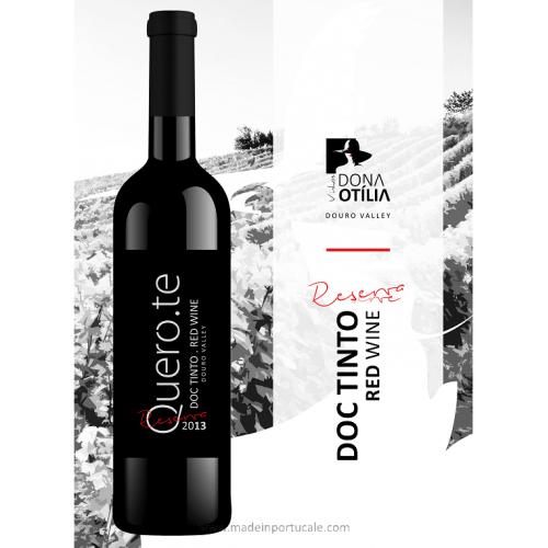 Quero.te reserve Douro - Red Wine 2013