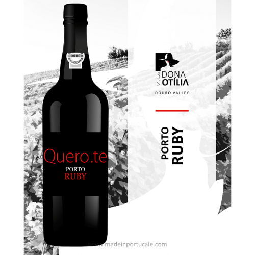 Quero.te - Port Wine Ruby