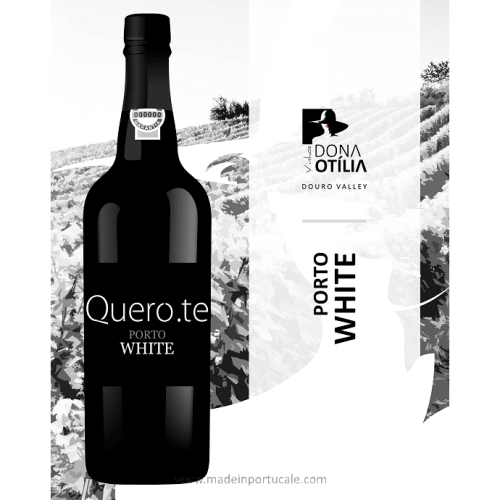 Quero.te - Port White Wine