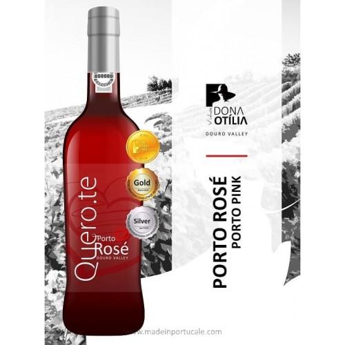 Quero.te - Port Pink Wine 2015
