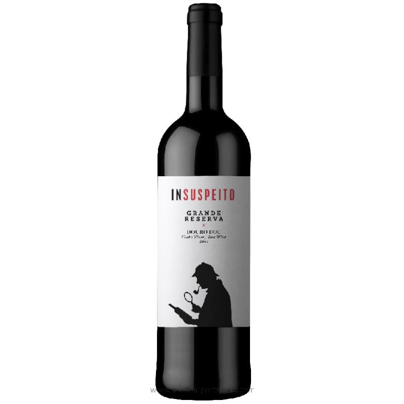 Insuspeito Grande Reserve Douro - Red Wine 2011