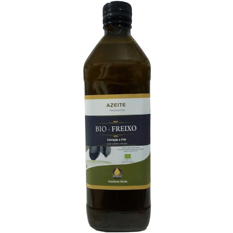 Bio Freixo - Organic Olive Oil of Green Olives