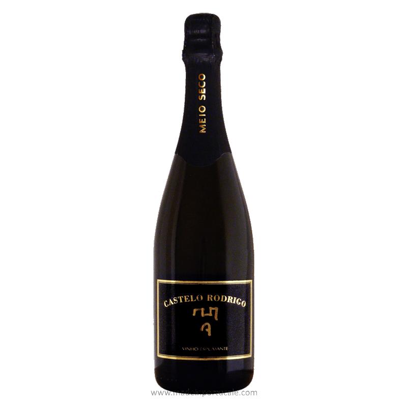 Castelo Rodrigo - Sparkling White Wine Medium Dry