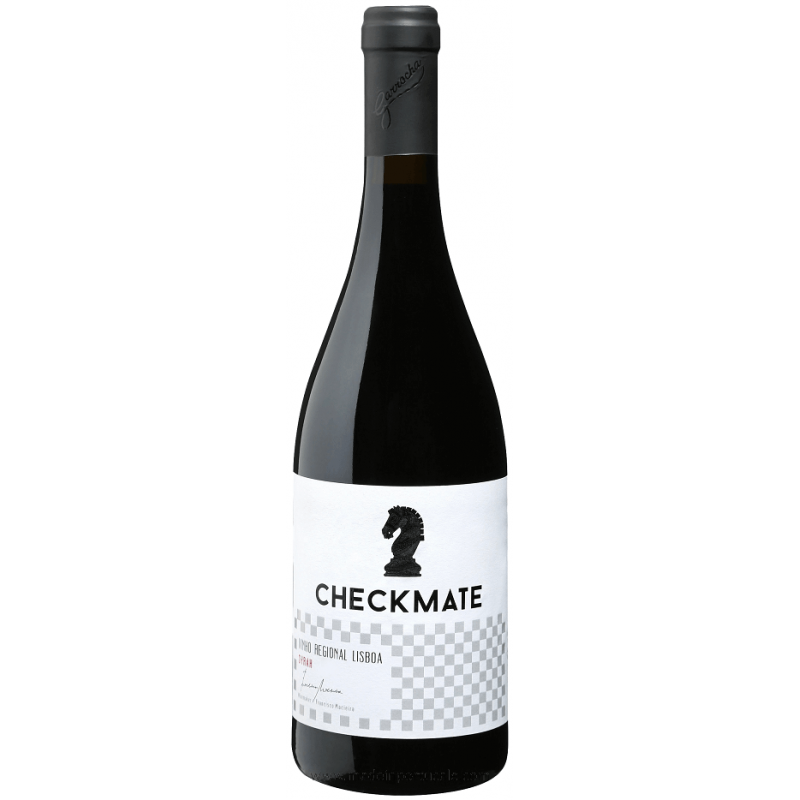 Checkmate Syrah Red Wine 2016