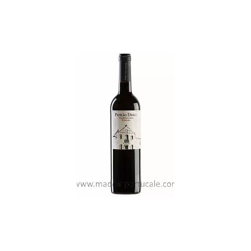 Patrão Diogo Red Wine 2015 - Lisbon 375 ml