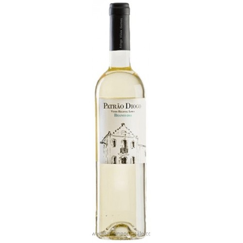 Patrão Diogo White Wine 2016 Lisbon - 375 ml