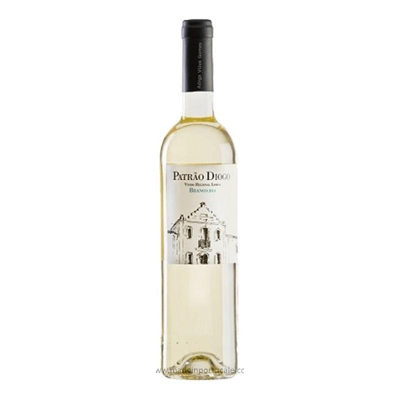 Patrão Diogo White Wine 2016 - Lisbon